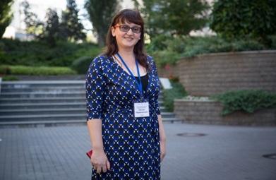Оксана Мірошниченко - Адвокат за покликом душі
